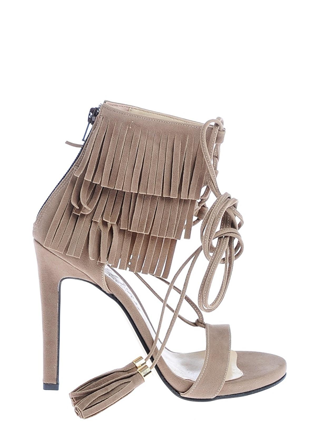 Derigo Vizon Kadın Klasik Topuklu Ayakkabı